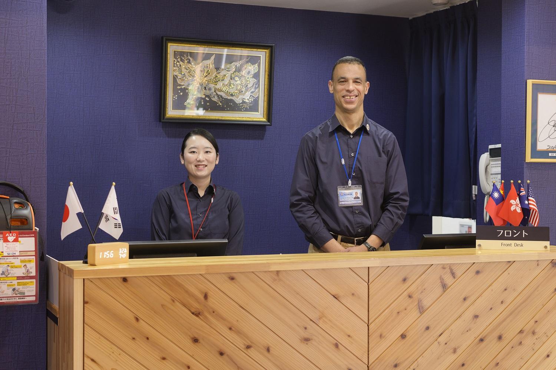 ★求人★短期アルバイトも大歓迎!!一緒に青島の魅力を伝えるスタッフ募集してます!!