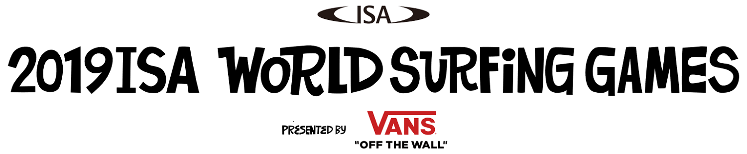 ISA World Surfing Games in 宮崎